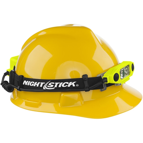 Nightstick XPP5462 Intrinsically Safe Headlamp