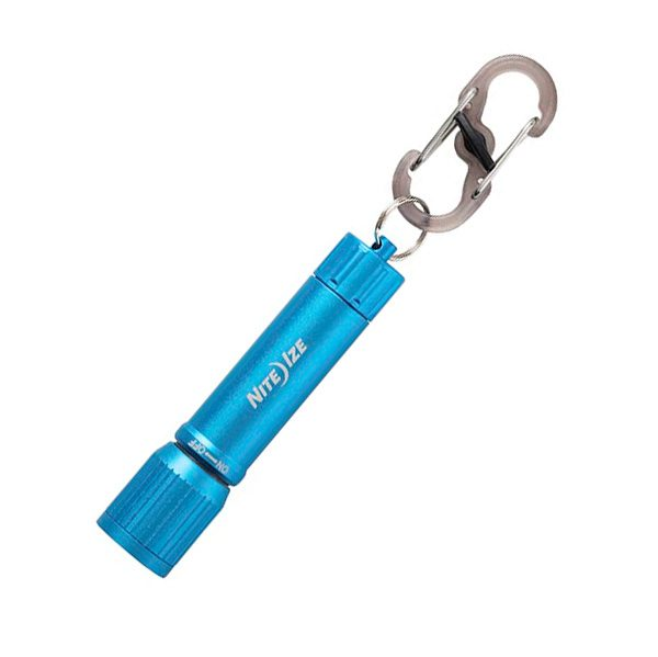 Nite Ize Radiant 100 Keychain Flashlight blue