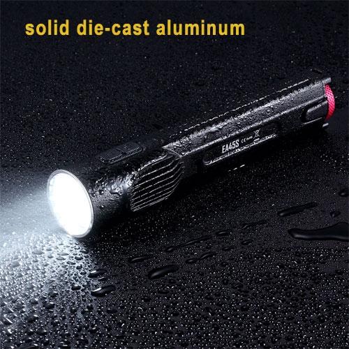 Nitecore EA45S Die-Cast Aluminum Flashlight