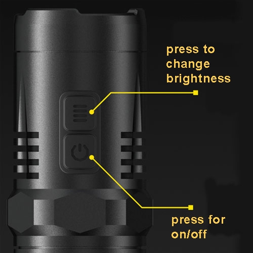 Nitecore EC21 Compact Flashlight