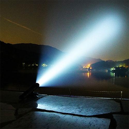 Nitecore P12GT Flashlight