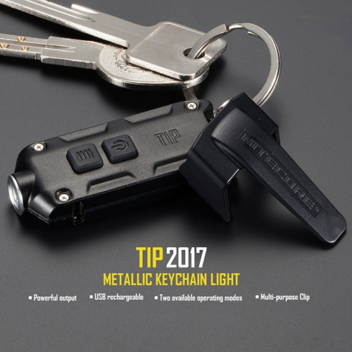 Nitecore TIP Rechargeable USB Rechargeable Light