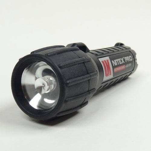 Nitex Pro eLED Rechargeable Flashlight