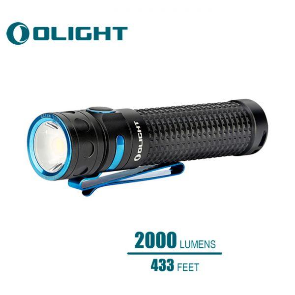 Olight Baton Pro Rechargeable EDC Flashlight