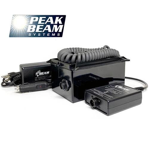 Peak Beam Systems MPB1308 Battery Kit