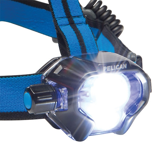 Pelican 2780R Rechargeable Headlamp