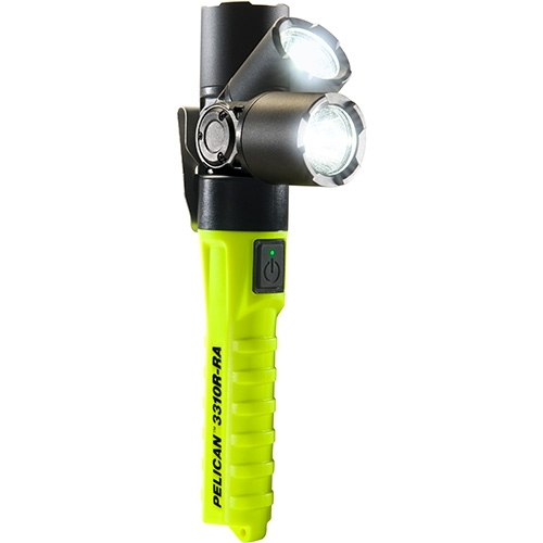 Pelican 3310R-RA Rechargeable Flashlight