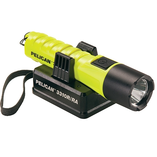 Pelican 3310R Rechargeable Flashlight
