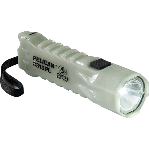 Pelican 3315PL Glow-in-the-Dark Flashlight