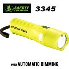 Pelican 3345 Dual Beam Flashlight with VLO