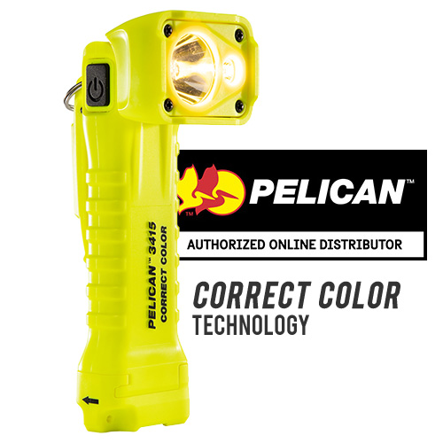 Pelican 3415MCC Correct Color Flashlight