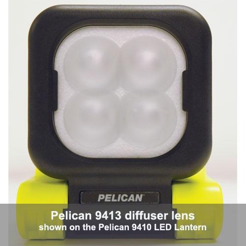 Pelican 9413DL Diffuser Filter