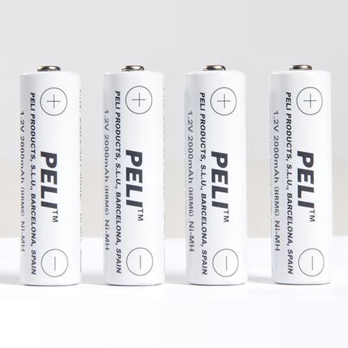 Pelican AA NiMH Rechargeable Batteries