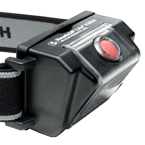 Pelican HeadsUp Lite 3 LED Headlamp 2610