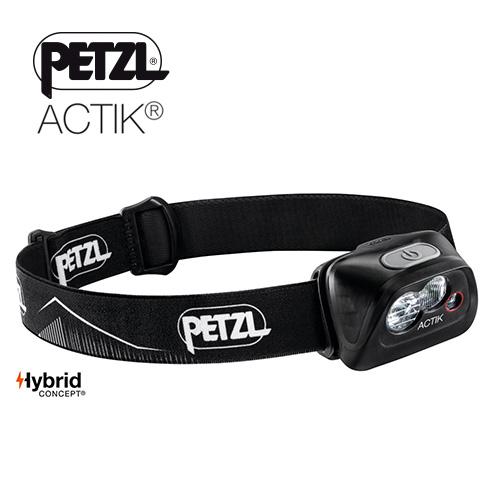 Petzl ACTIK Hybrid Concept Headlamp