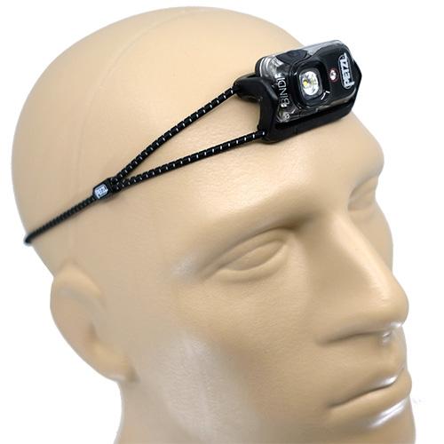 Petzl BINDI Rechargeable Headlamp