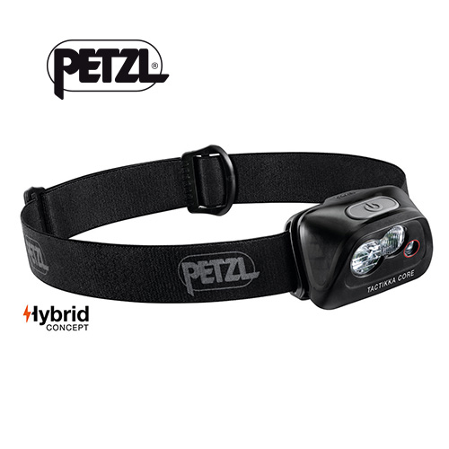 Petzl TacTikka Core Rechargeable Headlamp