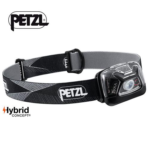 Petzl TIKKA Hybrid Concept Headlamp