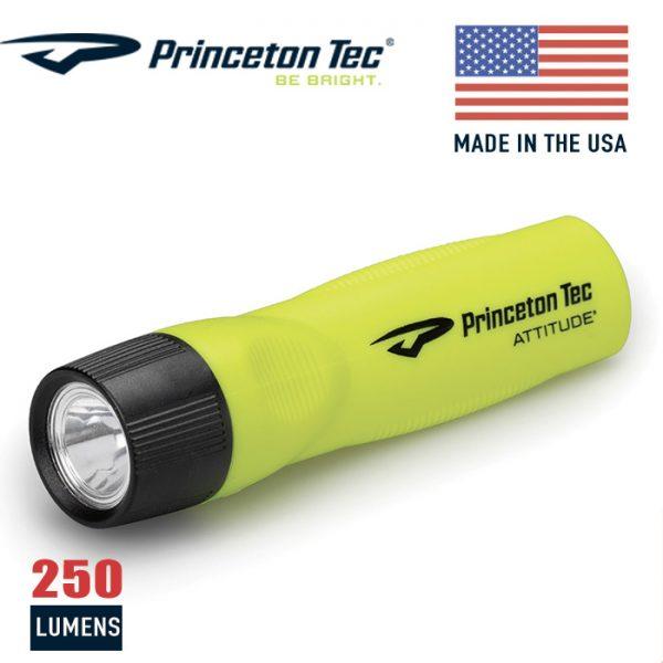 Princeton Tec Attitude 4 AAA LED Flashlight