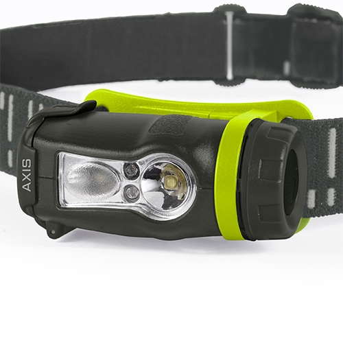 Princeton Tec Axis Rechargeable Headlamp