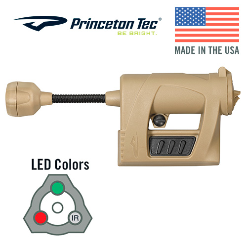 Princeton Tec Charge Pro Helmet Light
