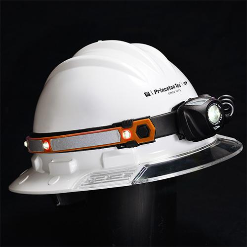 Princeton Tec EOS 360 Hardhat Light
