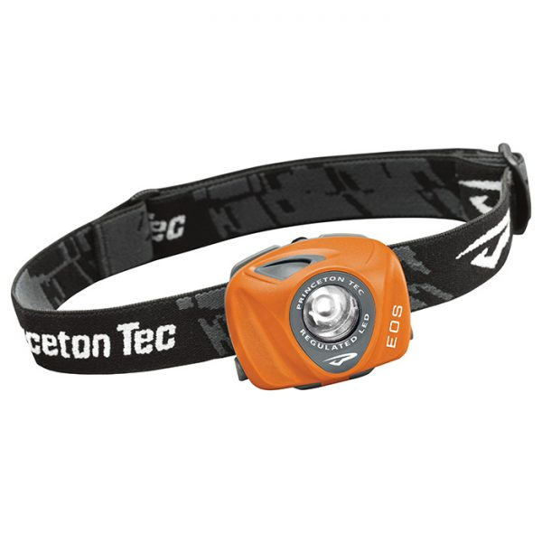 Princeton Tec EOS LED Headlamp EOSR Orange