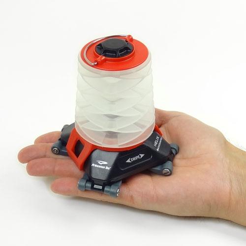 Princeton Tec Helix Backcountry Lantern HX1-BK