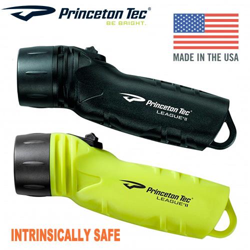 Princeton Tec League II Intrinsically Safe Flashlight