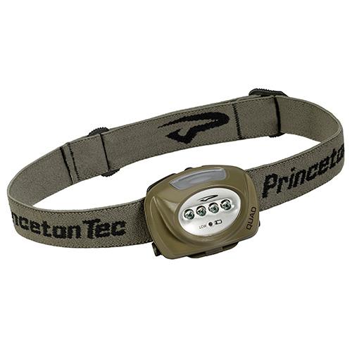 Princeton Tec Quad Headlamp Olive