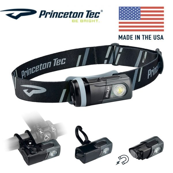 Princeton Tec SNAP Headlamp and Bike Light
