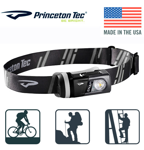 Princeton Tec SNAP Headlamp and Bike Light
