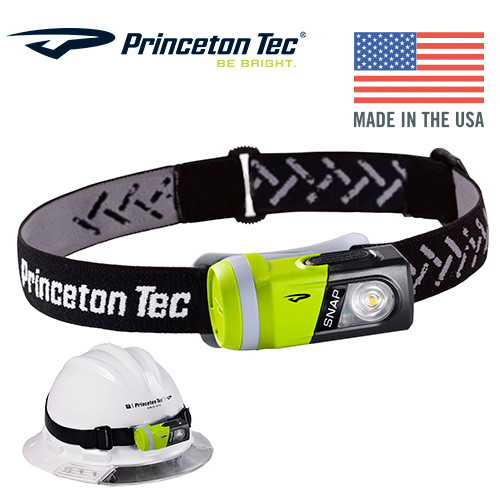 Princeton Tec SNAP Industrial Headlamp and Multi Use Light