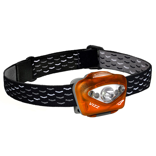 Princeton Tec Vizz Headlamp Orange