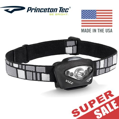 Princeton Tec Vizz LED Headlamp Sale