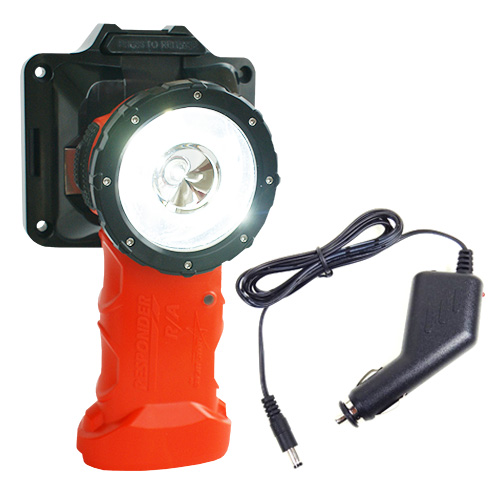 Responder RA Right Angle LED with DC charger