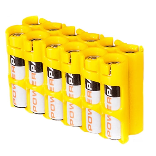 Storacell AAA 12 Pack Battery Management Caddy