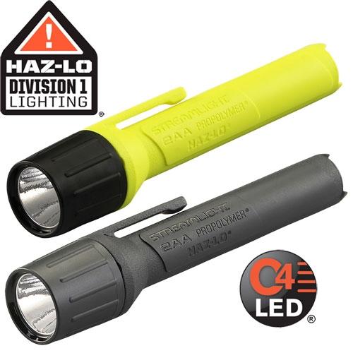 Streamlight 2AA LED ProPolymer Flashlight