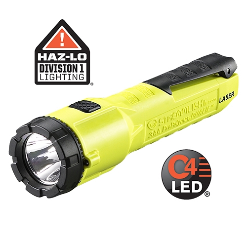 Streamlight 3AA ProPolymer Dualie Laser 68760 68762