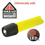 Streamlight 3AA ProPolymer HAZ-LO Intrinsically Safe Flashlight
