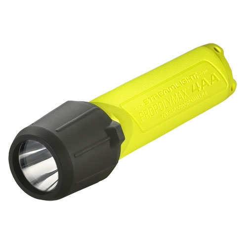 Streamlight 4AA ProPolymax Flashlight yellow