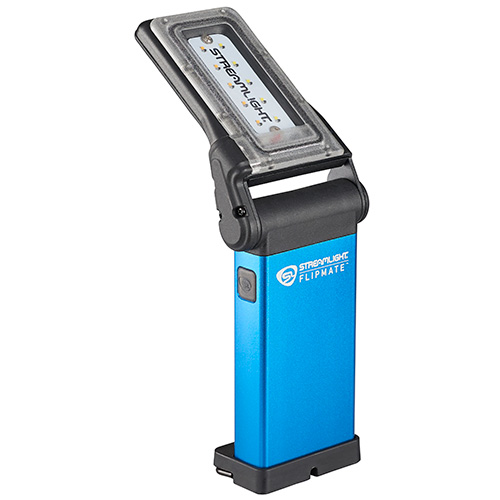 Streamlight Flipmate Compact Rechargeable Work Light Blue