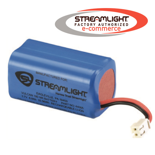 Streamlight Li-ion Rechargeable Battery 44351 for Vulcan® 180