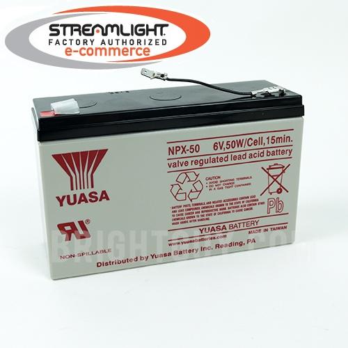 Streamlight LiteBox Battery