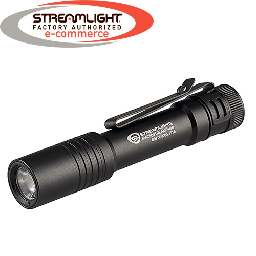 Streamlight MacroStream USB Rechargeable Compact Flashlight