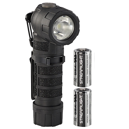 Streamlight PolyTac 90X Multi Fuel Flashlight CR123A black