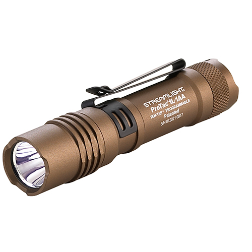 Streamlight ProTac 1L 1AA Coyote