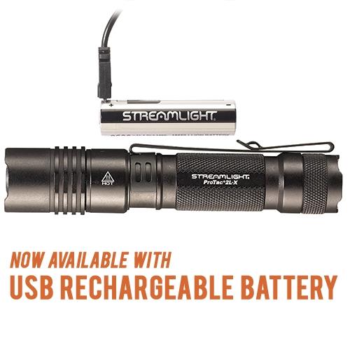 Streamlight ProTac 2L-X Tactical Flashlight