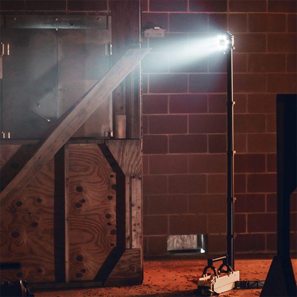 Streamlight Portable Scene Light in use