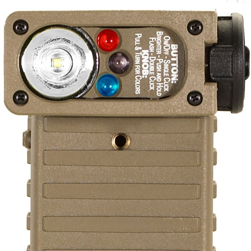Streamlight Sidewinder Military Model 14000 14001